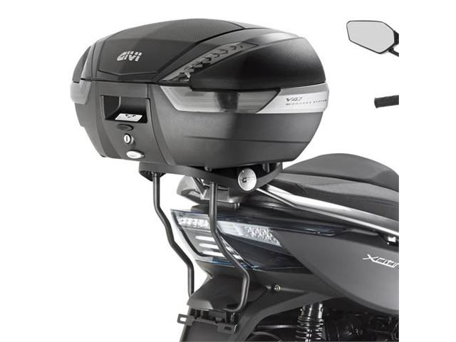 GIVI Bagagebærer m/topplade - Xciting 400i (13-)