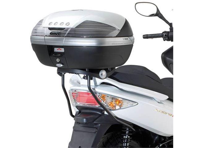 GIVI Bagagebærer m/topplade - Xciting R 300i-500i