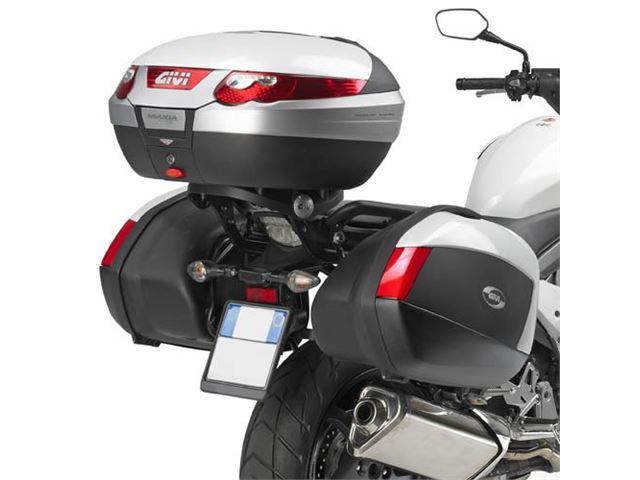 GIVI Bagagebærer u/topplade - Crossrunner 800