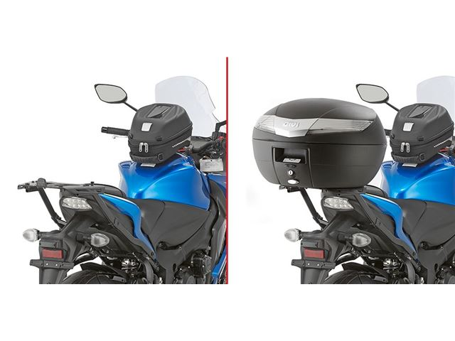 GIVI Bagagebærer u/topplade - GSX S1000/F 15-16