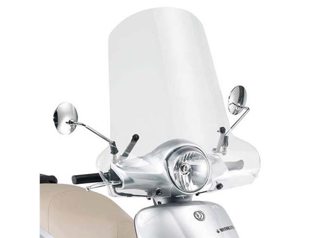 GIVI GLAS - Fiddle II 50-125 09-14 (+A293A)