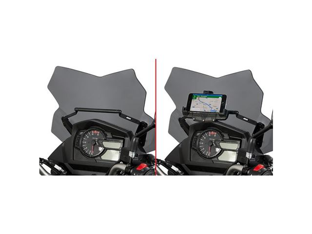 GIVI GPS HOLDER - DL650 V-STROM 17- S902A/S952-7B