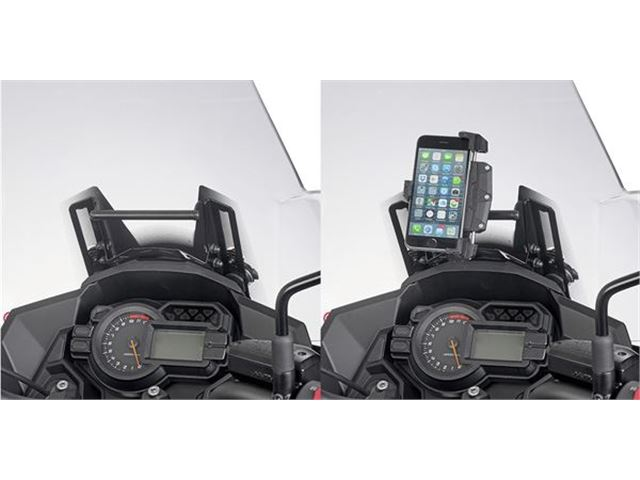 GIVI GPS HOLDER - VERSYS 1000 17- S902A/S952-7B