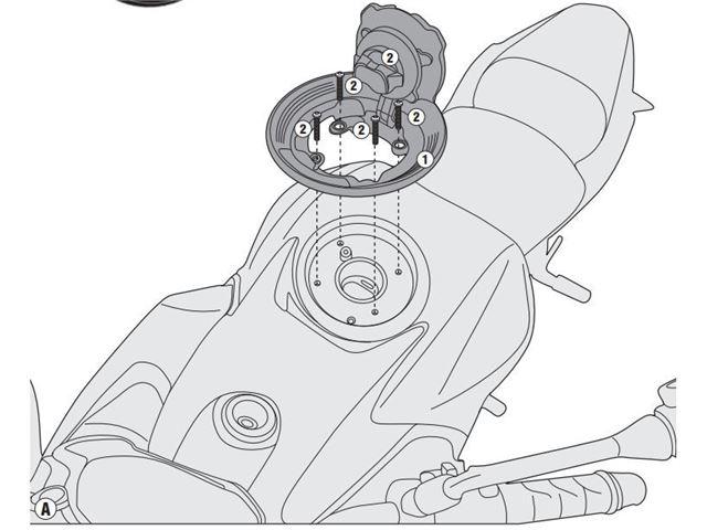 BF28 Givi tankring Z650 17-