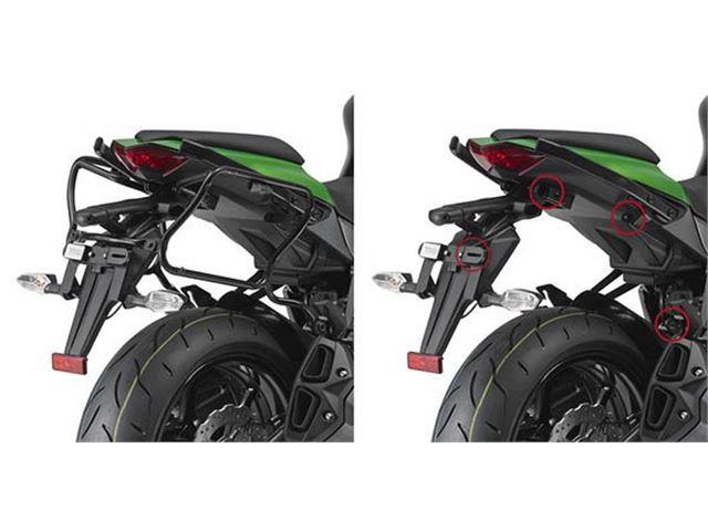 GIVI Taskeholder V35 - Z1000SX 11-16 k. med