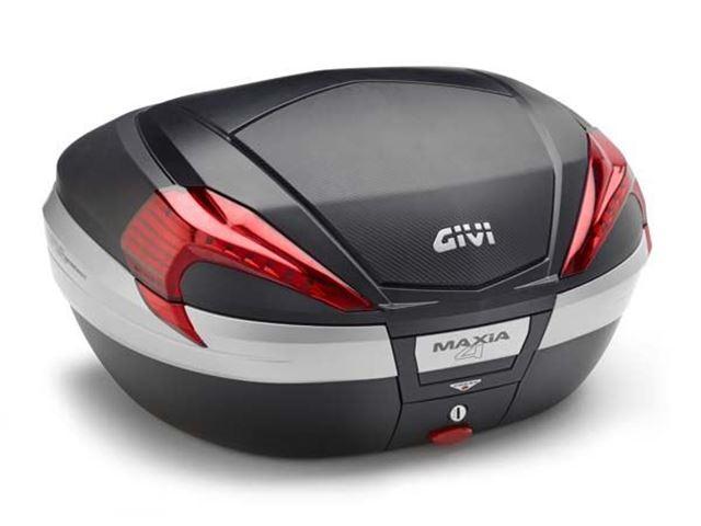GIVI Topboks Monokey 56L MAXIA 4 - Carbon Coverv