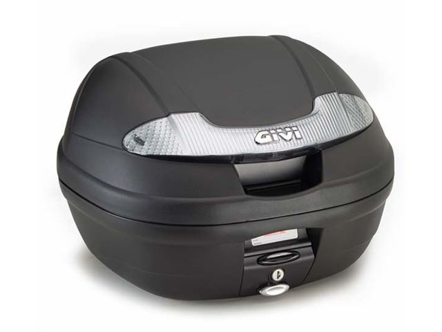 GIVI Topboks Monolock 34L VISION - Klar refleks