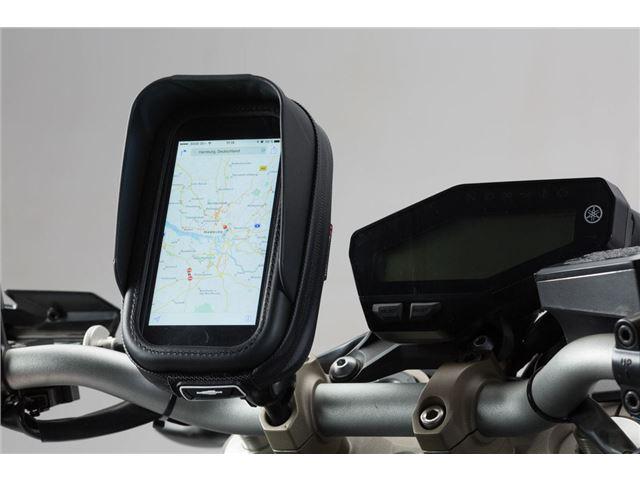 GPS HOLDER KIT UNI 22-28MM STYR MED TASKE S