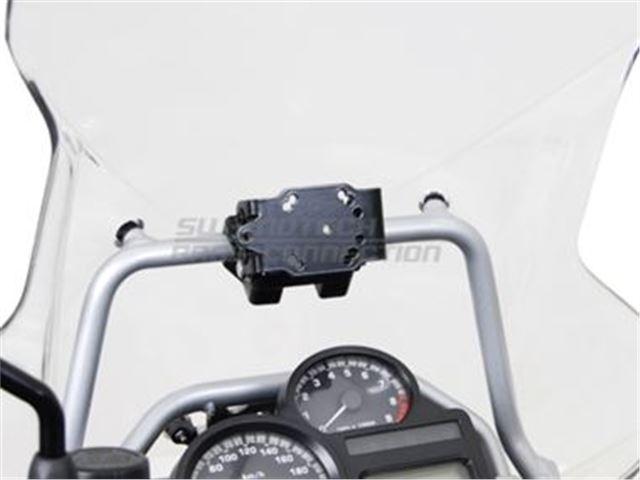 GPS holder til Crossbar/Cockpit R1200GS Adv. 08-13