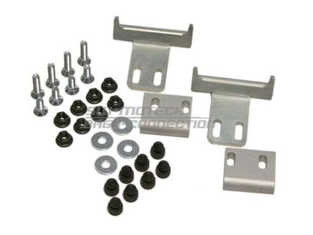 Q-L Adapter kit Hepco-Becker Plast Kasser